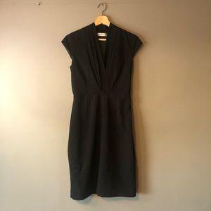Calvin Klein black career dress 4